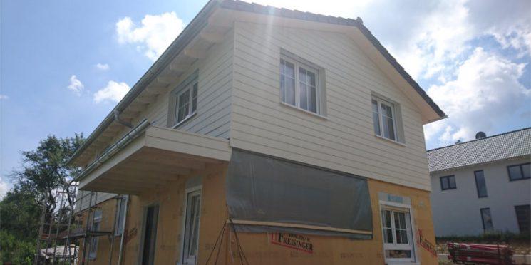Fassadenverkleidung HardiePlank