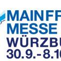 Mainfranken-Messe Würzburg – Wir sind dabei!