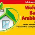 Messe Wohnen Bauen Ambiente in Würzburg – Wir sind dabei!