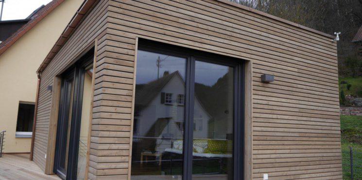 Anbauten für Ihre neuen Wohnträume
