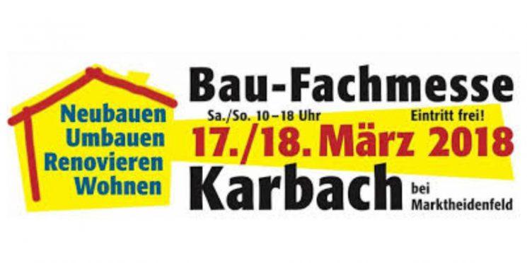 Bau-Fachmesse in Karbach – Wir sind dabei
