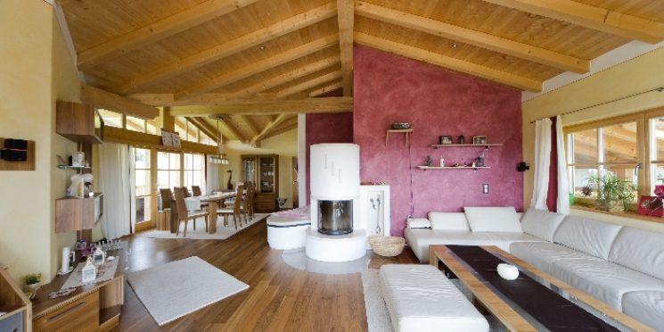 Im Zuge von energetischer Sanierung, Ausbau oder Anbau ein barrierefreies Zuhause schaffen:           Modernisierung schafft Wohnkomfort – ein Leben lang!