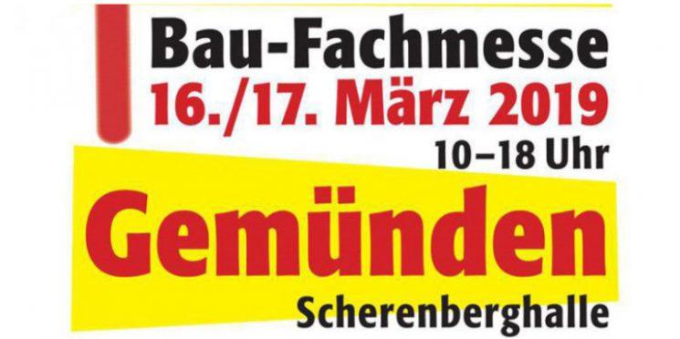 Bau-Fachmesse in Gemünden – Wir sind dabei!